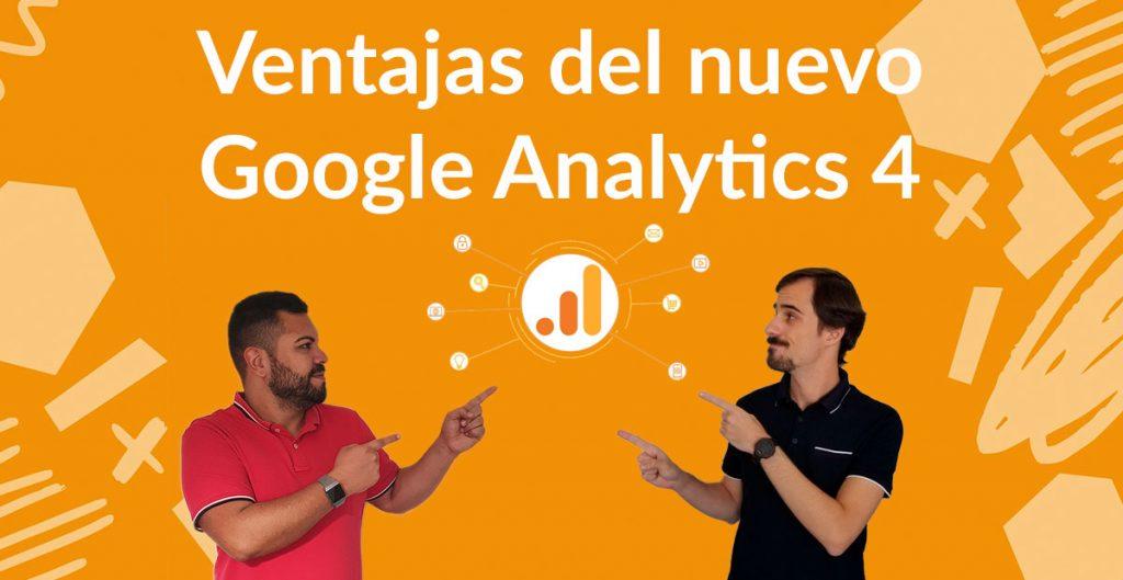 ventajas google analytics 4