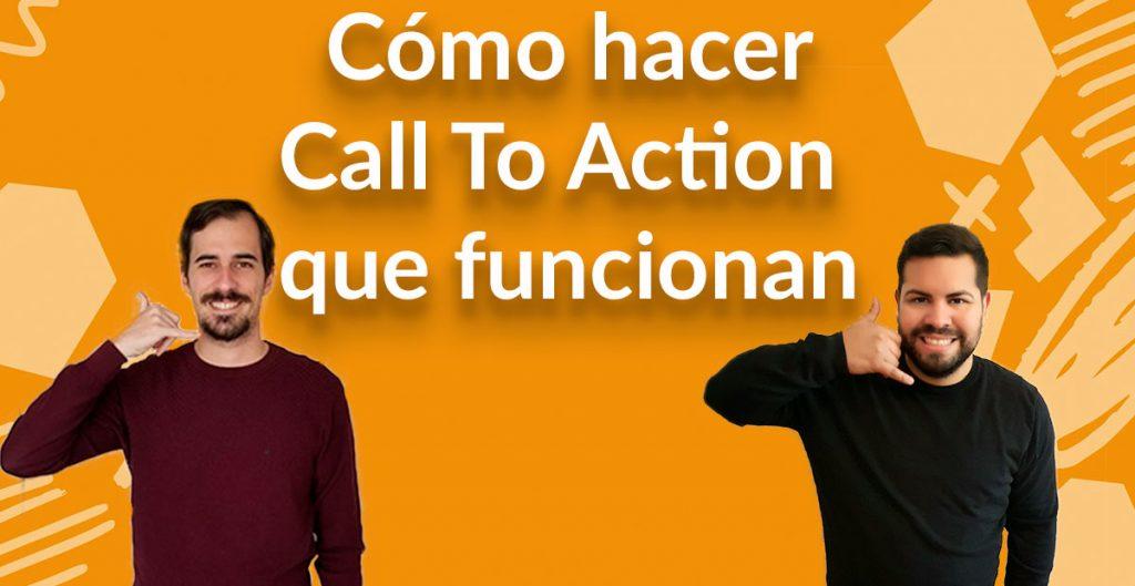 como hacer una llamada a la acción